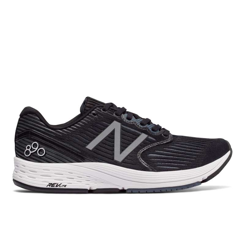 New Balance Women's W890BK6 Running Shoes in Black/Thunder - atr-sports