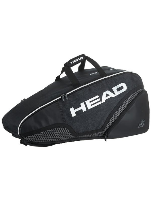 Head Djokovic 9R SuperCombi Racquet Bag