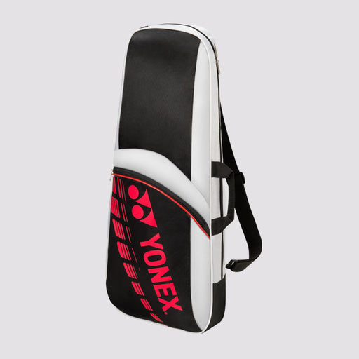 Yonex Racquet Bag (2pcs) in White/Black/Red-ATR Sports