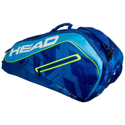 Head Tour Team 6R Combi Racquet Bag in Blue - atr-sports