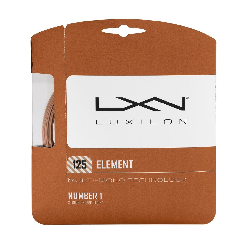 Wilson Luxilon Element Tennis String 125 Set - atr-sports
