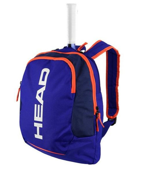 HEAD Junior Backpack in Blue/Orange