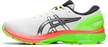 Asics Men's Gel-Kayano 27 Lite-Show Running Shoes in White/Pure Silver