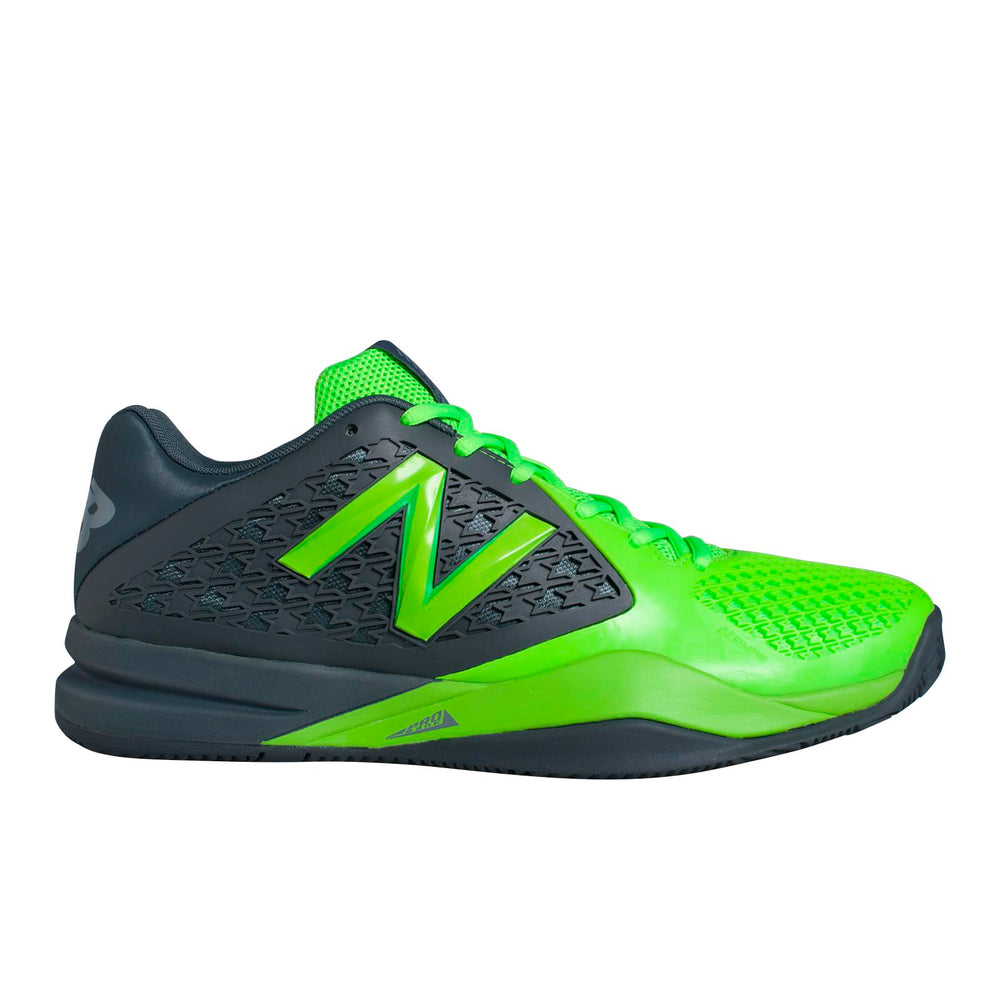 New Balance Men's 996 V2 Tennis Shoes in Green/Grey - atr-sports