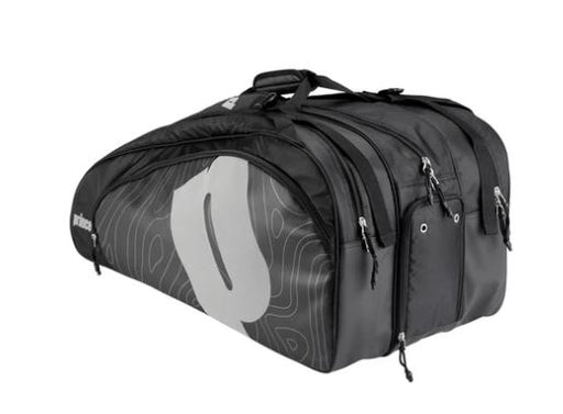 Prince Tour Reflective 12 Pack Bag - Black/Silver
