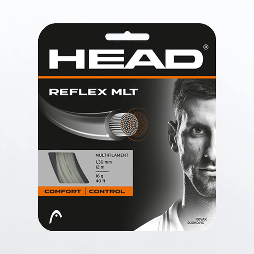 Head Reflex MLT 17 Tennis String in Natural