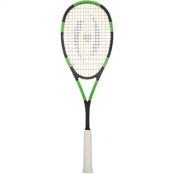 Harrow Spark Squash Racquet in Black/Lime - atr-sports