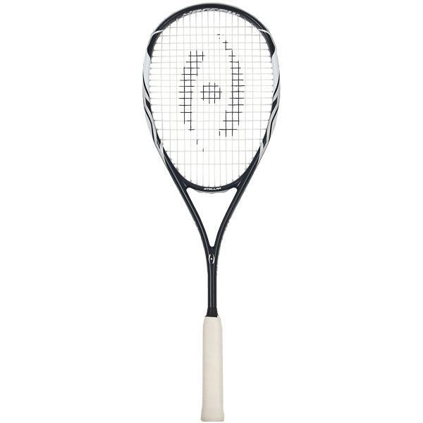 Harrow Stellar Squash Racquet in Navy/Silver - atr-sports