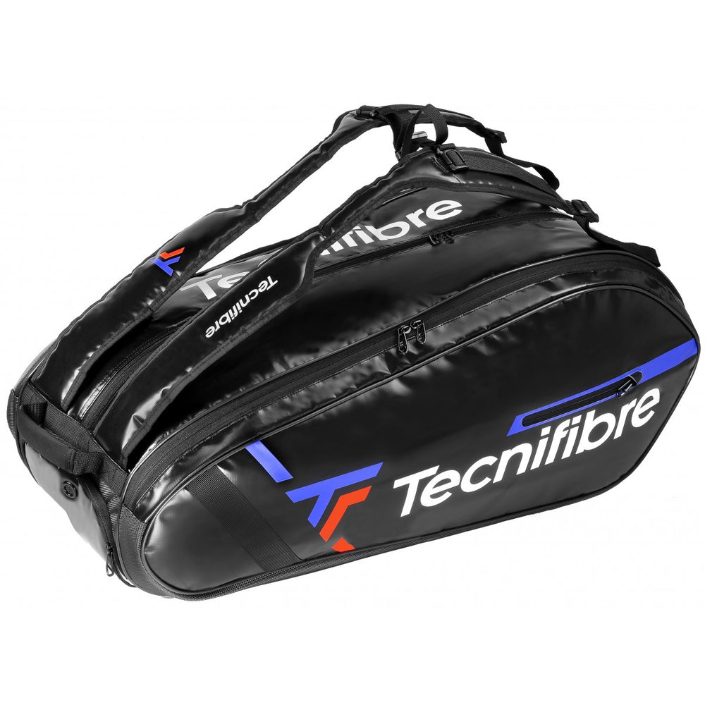 Tecnifibre Tour Endurance Black 12R Bag - atr-sports