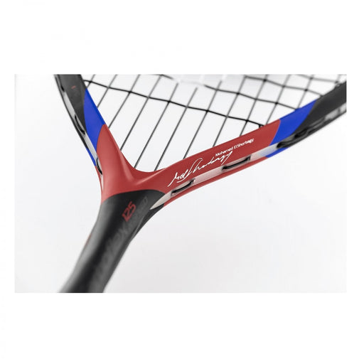 Tecnifibre Carboflex 125 X-Speed Squash Racquet - atr-sports