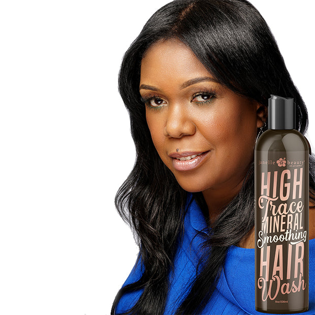 High Trace Mineral Smoothing Hair Wash