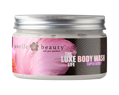 Luxe Body Wash - Super Berry