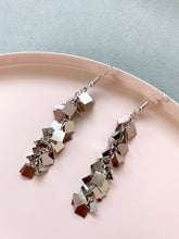 Load image into Gallery viewer, Sasha Earring #2 Silver - The Modern Collection