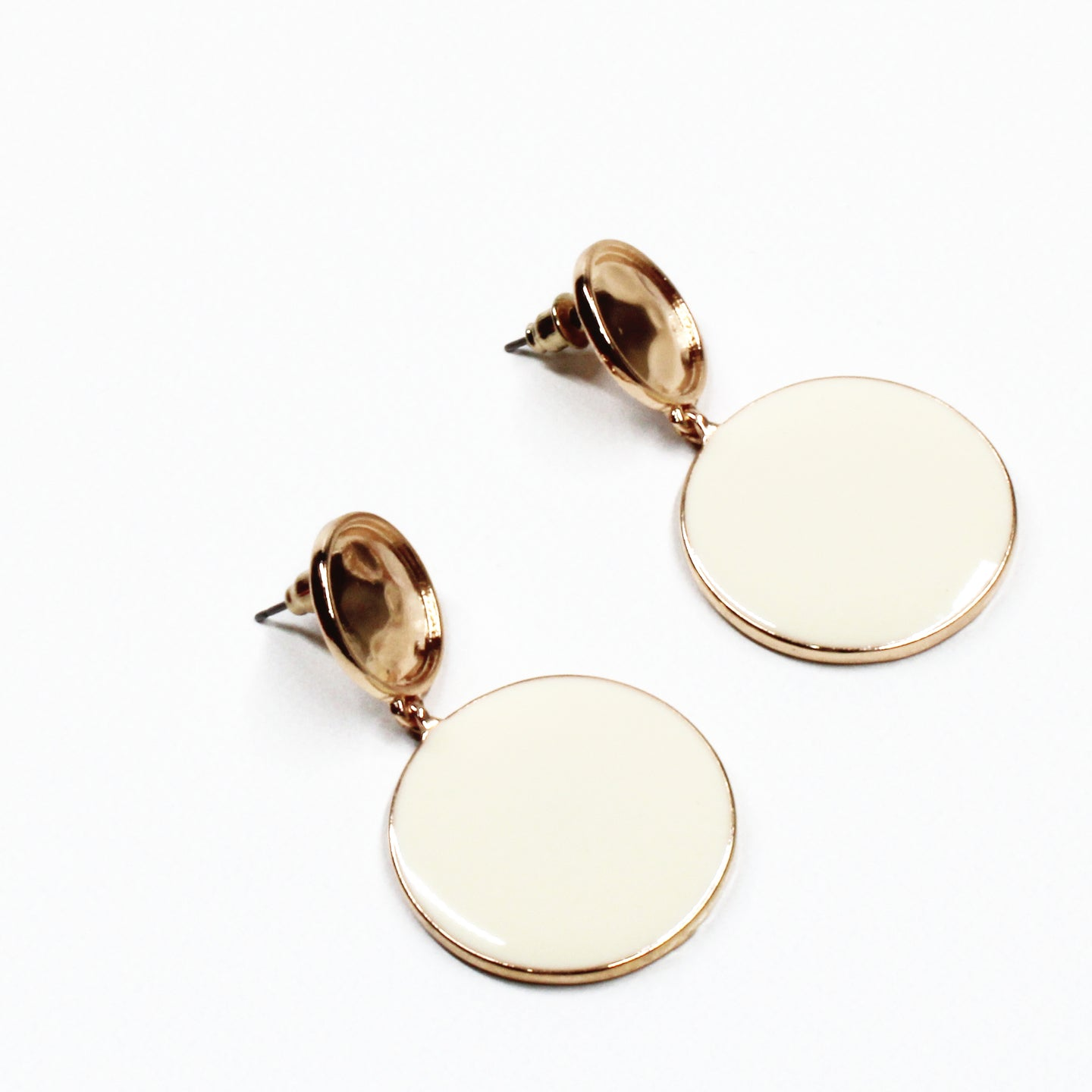 Vanilla Statement Earrings