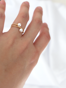 Arabella Pearl Ring