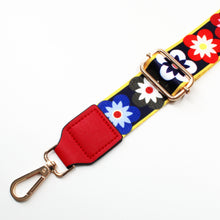 Load image into Gallery viewer, Flower Power Interchangeable Bag Belt