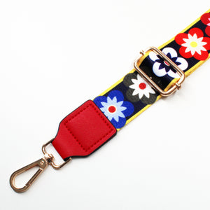 Flower Power Interchangeable Bag Belt