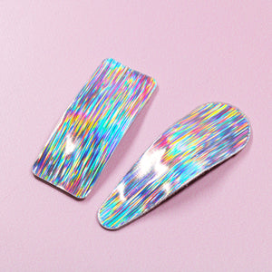 Holographic Snap Barrettes