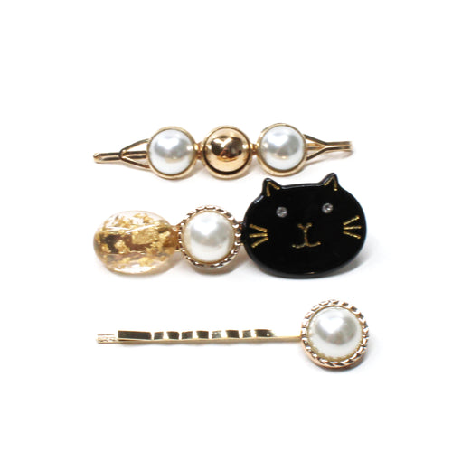 Are You Kitten Me 3-Piece Clip Set