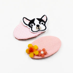 Luella Frenchie Clips - 1 Pair