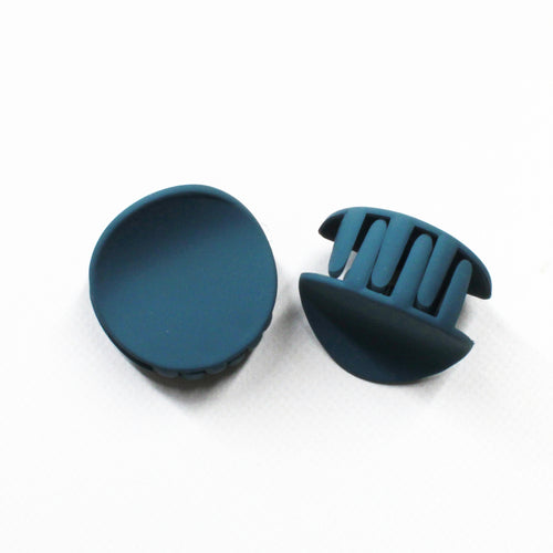 Matte About You Mini Clips - Teal