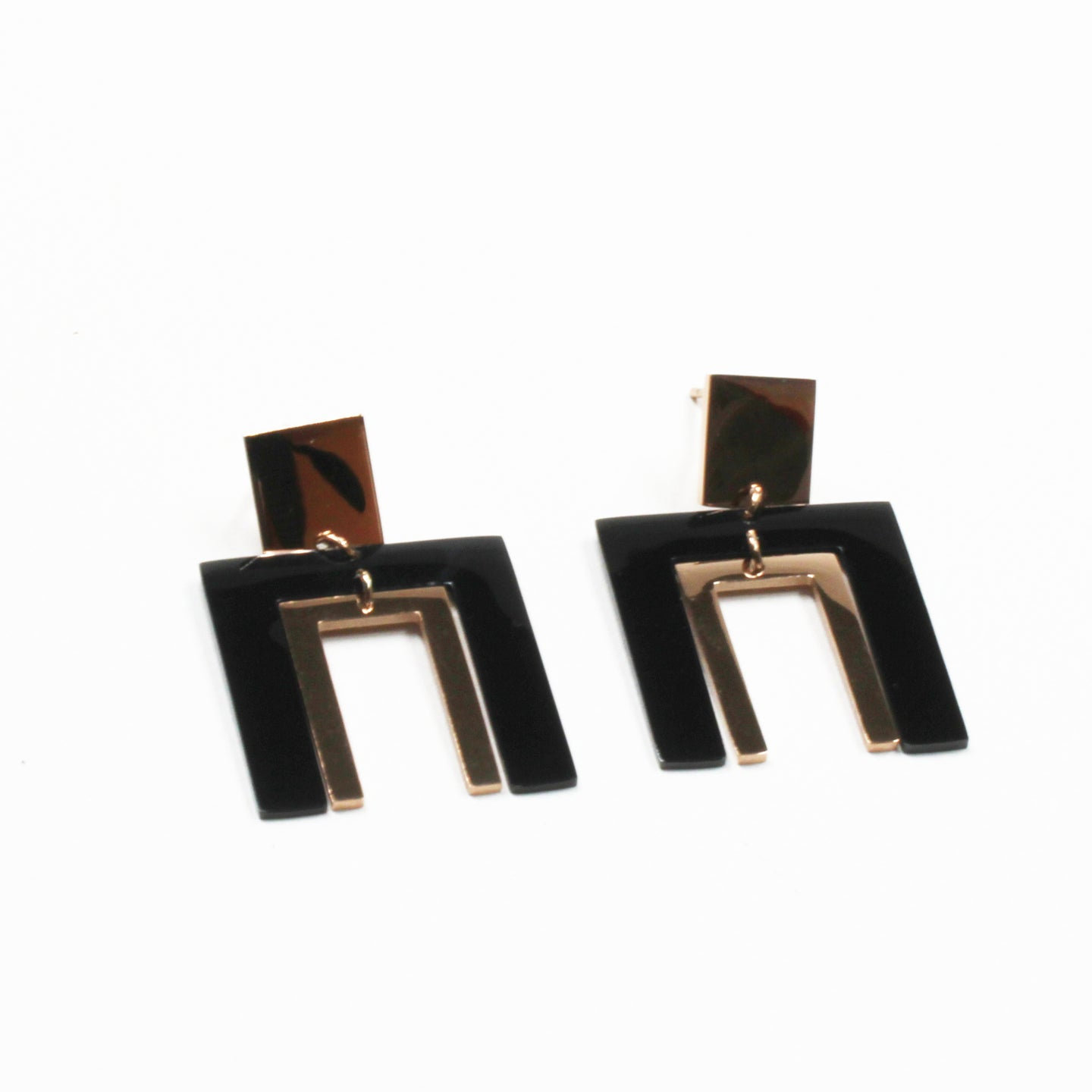 Sharp Edges Earring