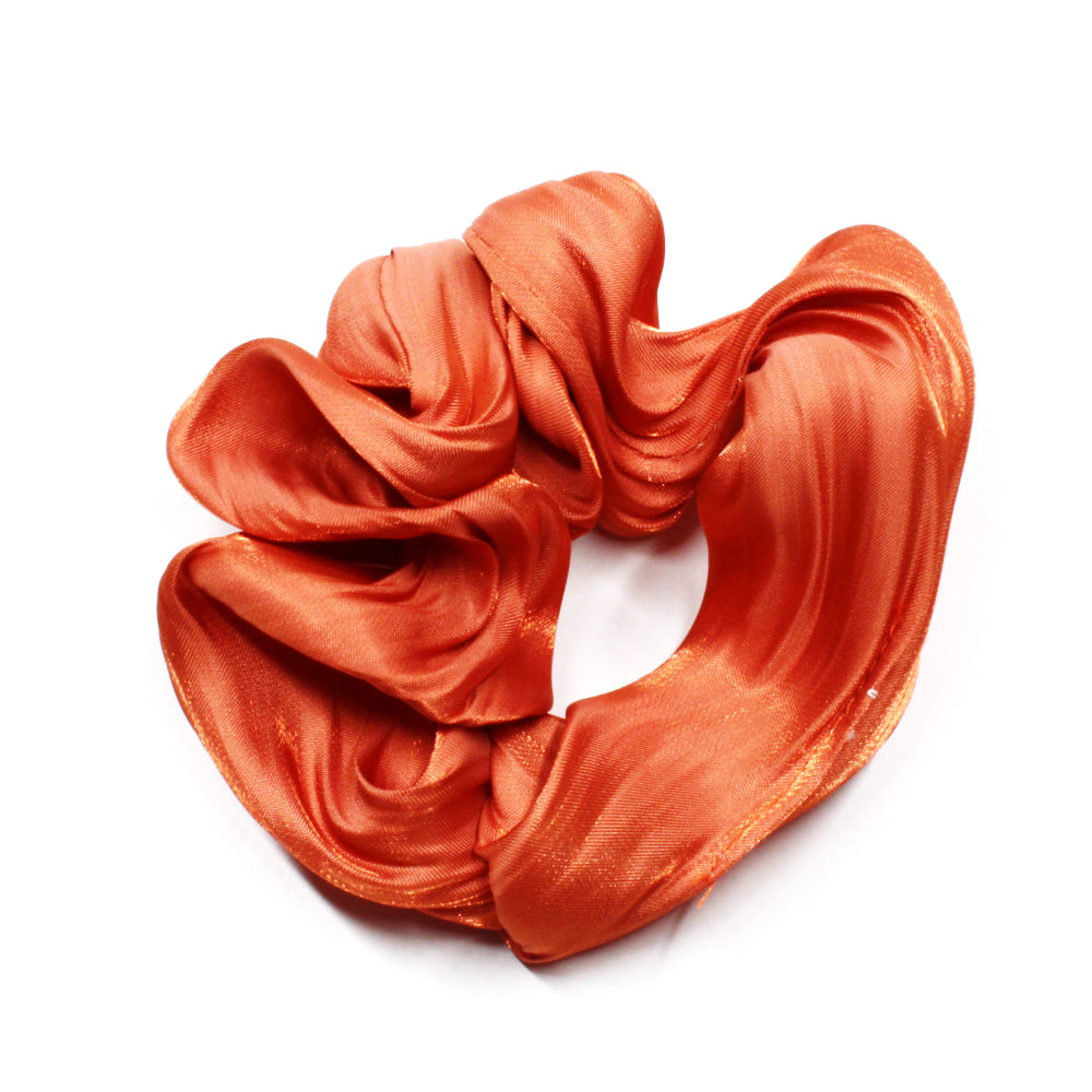 Valencia Scrunchie - Orange