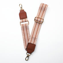 Load image into Gallery viewer, Weave Fabric Bag Belt - Tan