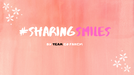 Gifting A Smile! #ByTeamGoFancy