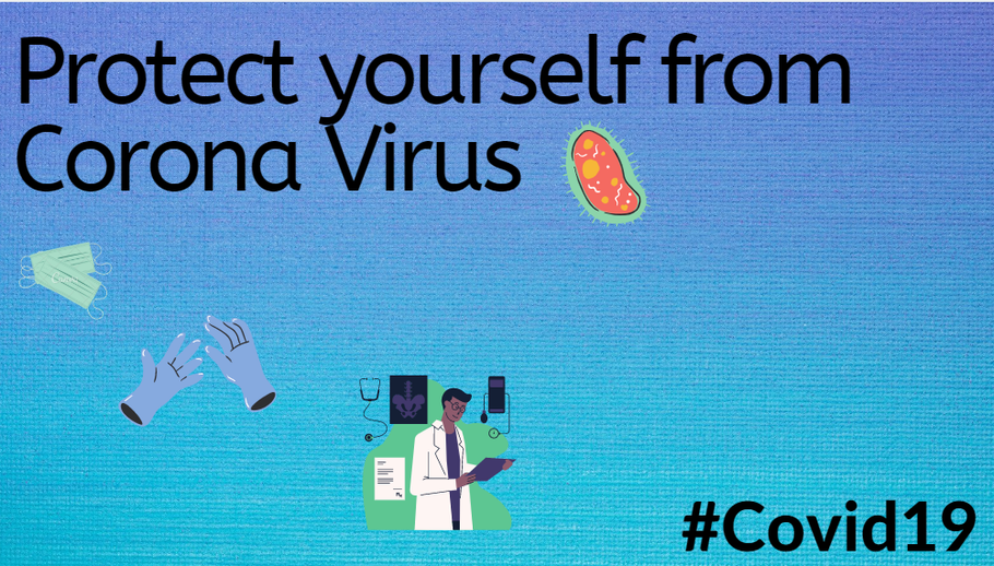 Protect Yourself And Others From Corona Virus.
