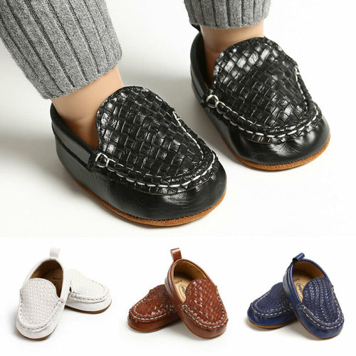 The Classy Infant Loafers