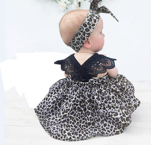 Fancy Clothes with Head band for baby Girls (3 M - 3 Y) - GoFancy