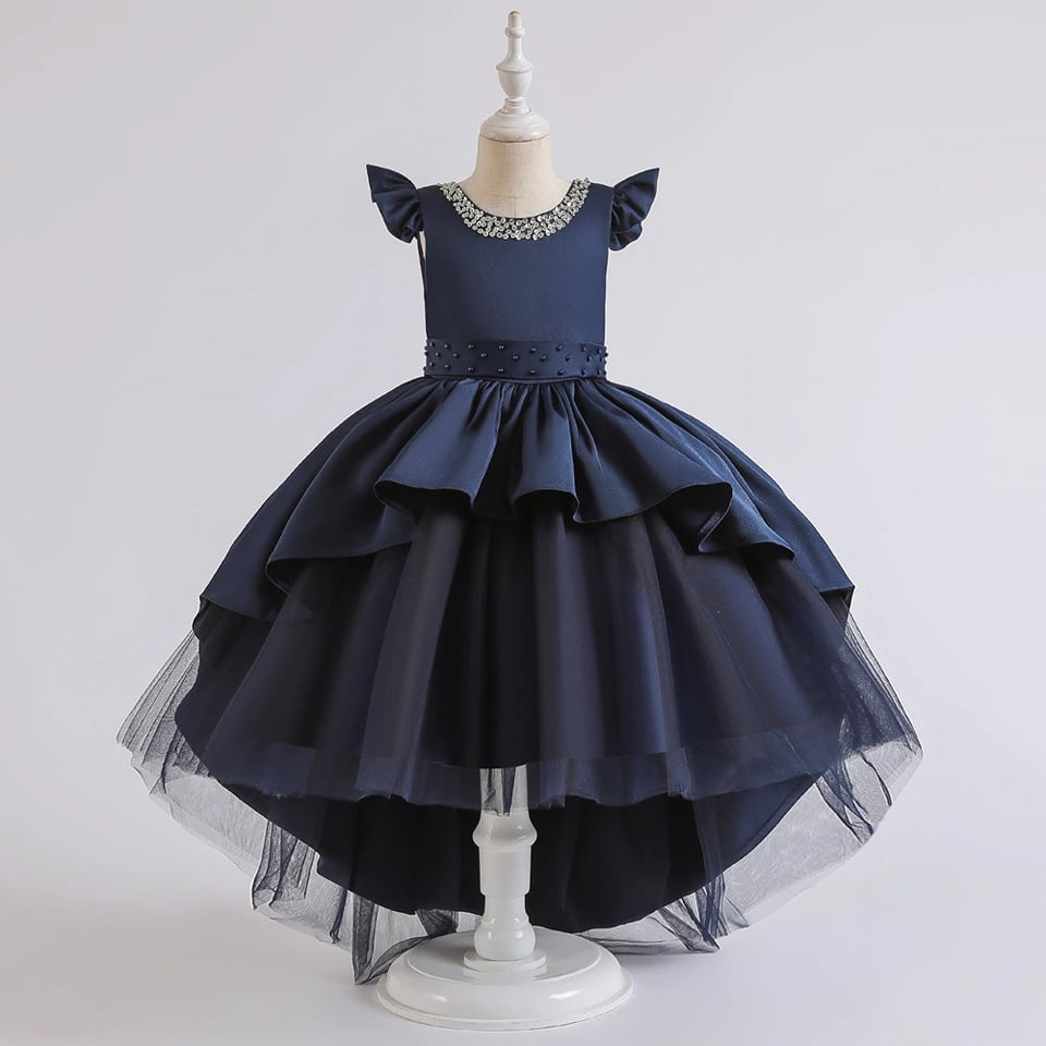 The Chic Princess Outfit - Size Range: 4 to 9 years