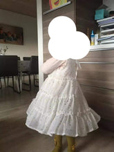 Load image into Gallery viewer, Super Starry Summer Party Frock - Size Range: 2 to 7 Years