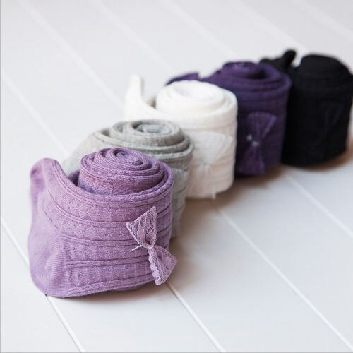 Soft Knitted Stylish Leggings (0 - 24 M)