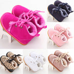 Load image into Gallery viewer, Winters Girls First Walkers Shoes (0 - 18M) - GoFancy