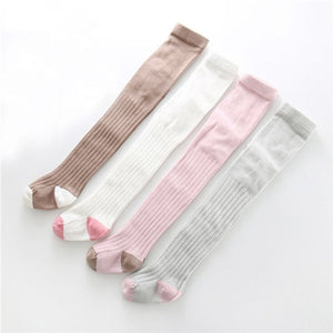 Casual Winter Knit Tights (0 - 24 M) - GoFancy