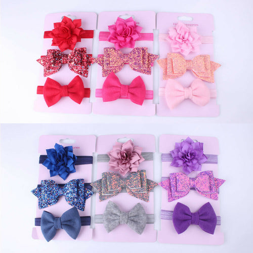 Absolutely Chic Headband Sets