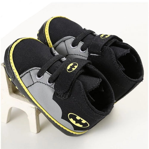 Anti-Slip Superhero Shoes (0 - 15 M)