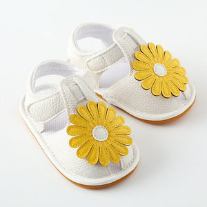 The Flower Sneaker Sandals  (0 - 15 M)