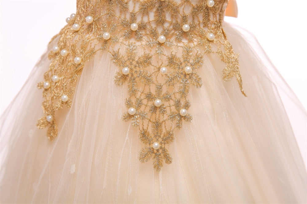 The Princess Pearled Fancy Frock