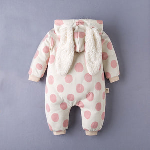 Winter Hooded Snowsuit (6 - 24M)