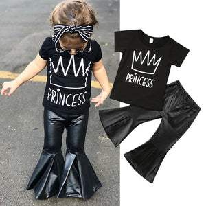 Super Trendy Princess Outfit