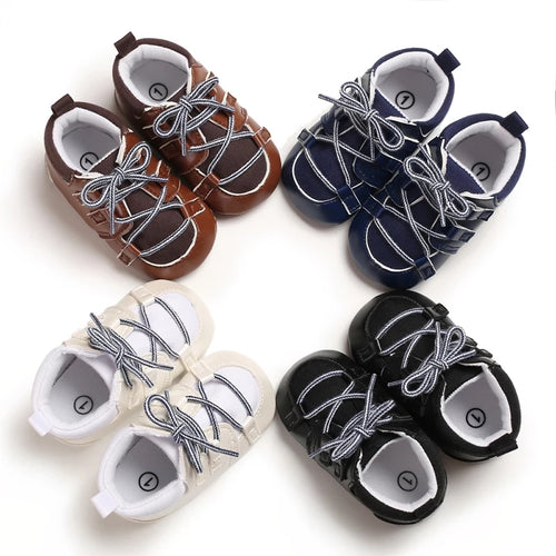 Soft Sole Anti-slip Sneakers (0 - 15 M)
