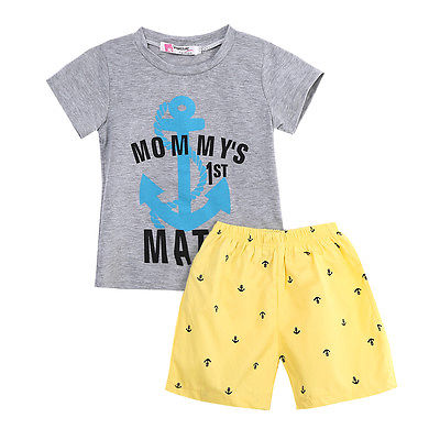 2 Piece Stylish & Soft Outfit (2 - 5Y)