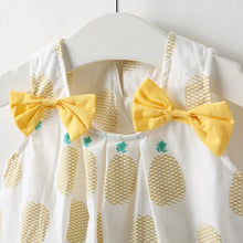 Load image into Gallery viewer, Summer Sleeveless Cotton 2 Piece Dress (3 - 18 M)