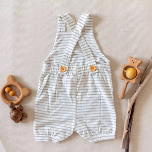 Elegant Back Cross Romper
