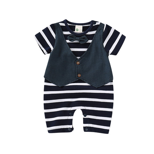 The Suited Infant Outfit (0 - 18 M)