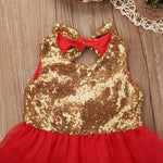 Sequined Tulle Party Formal Frock (9M - 4 Y)
