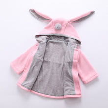 Load image into Gallery viewer, The Bunny Series Coat (9M - 3Y)